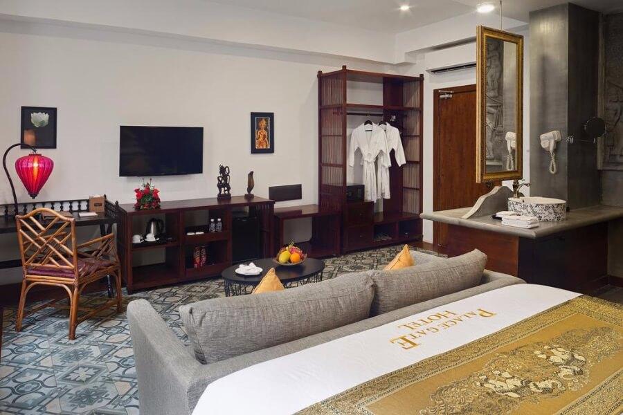 Cambodja Phnom Penh Palace Gate Hotel Resort 7