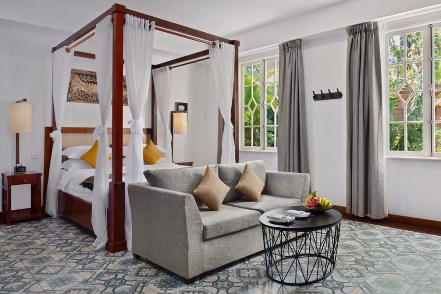 Cambodja Phnom Penh Palace Gate Hotel Resort 8