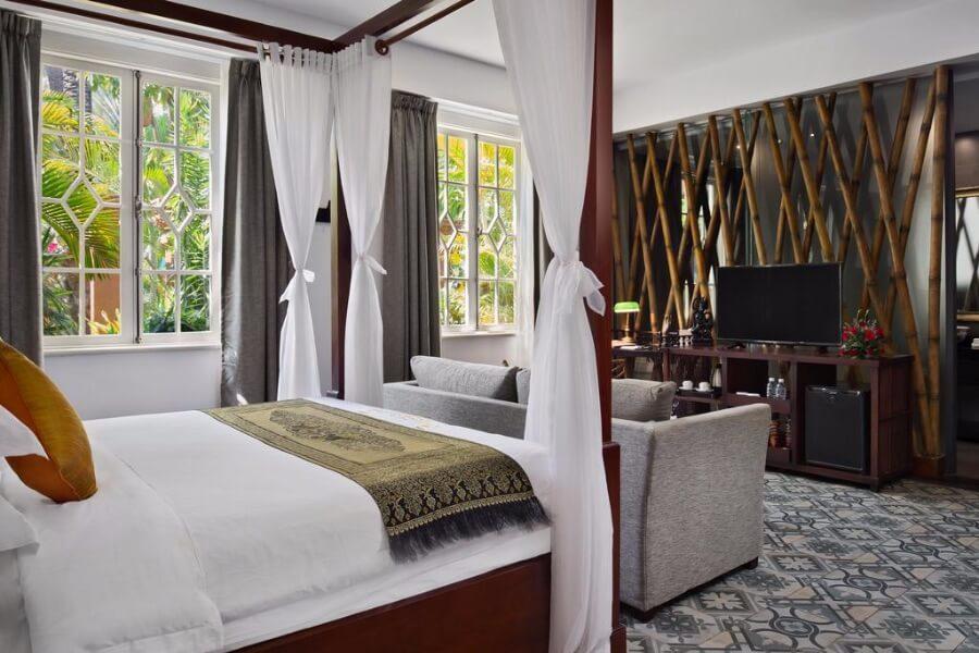 Cambodja Phnom Penh Palace Gate Hotel Resort 9