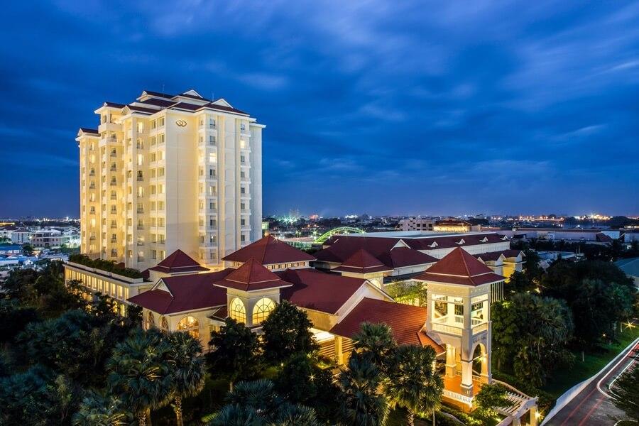 Cambodja Phnom Penh Sofitel Hotel2