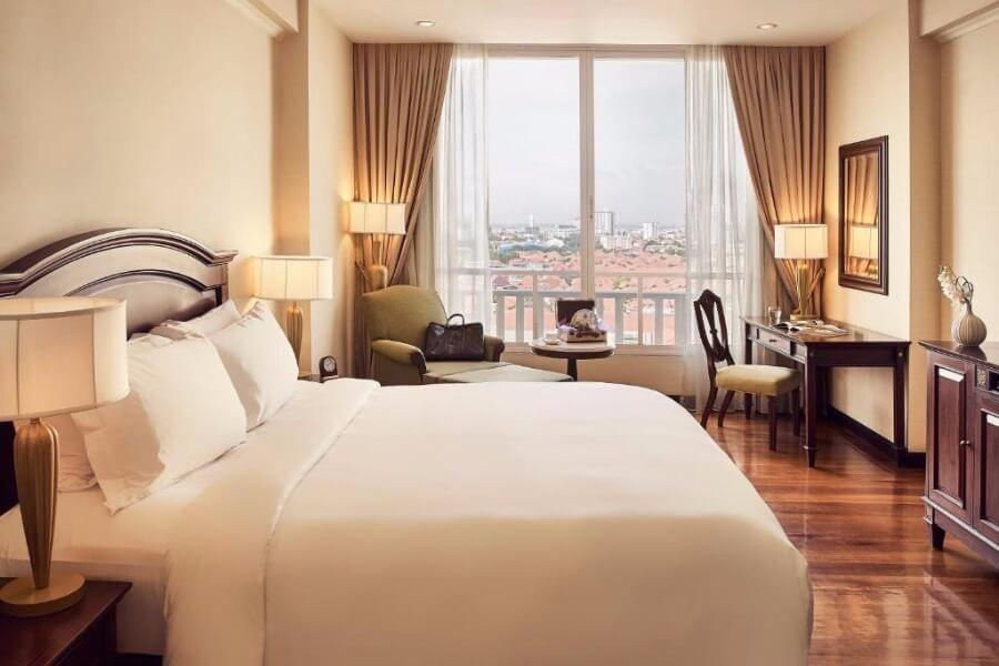 Cambodja Phnom Penh Sofitel Hotel5