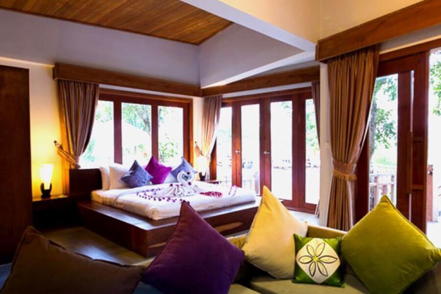 Cambodja Sen Monorom Mayura Hill Resort 11