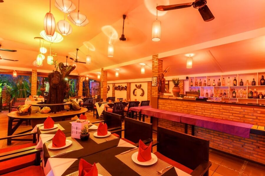 Cambodja Siem Reap La Niche Dangkor Boutique Hotel 7