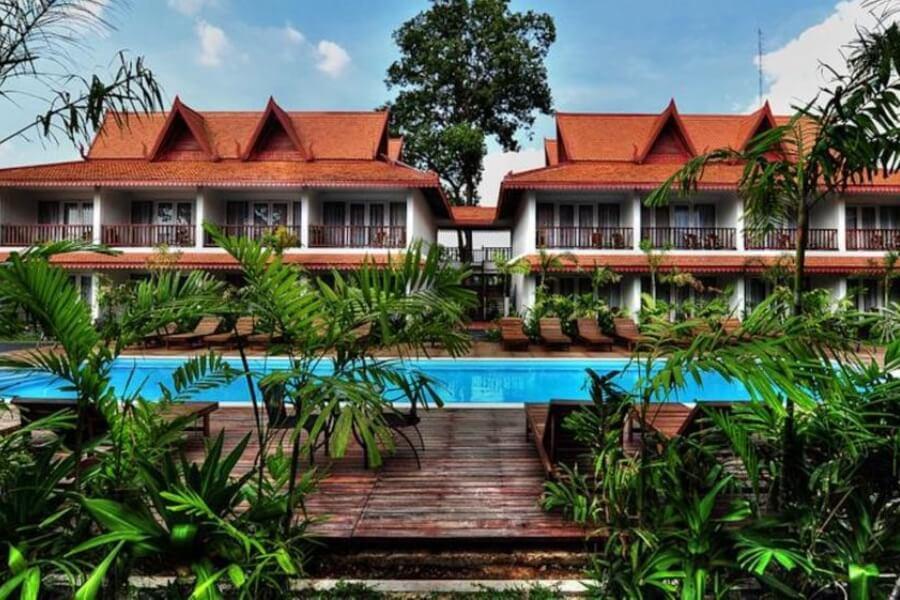 Cambodja Sra Aem Preah Vihear Boutique Hotel 10