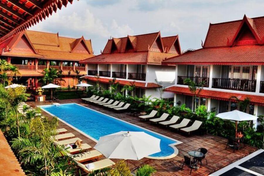 Cambodja Sra Aem Preah Vihear Boutique Hotel 12