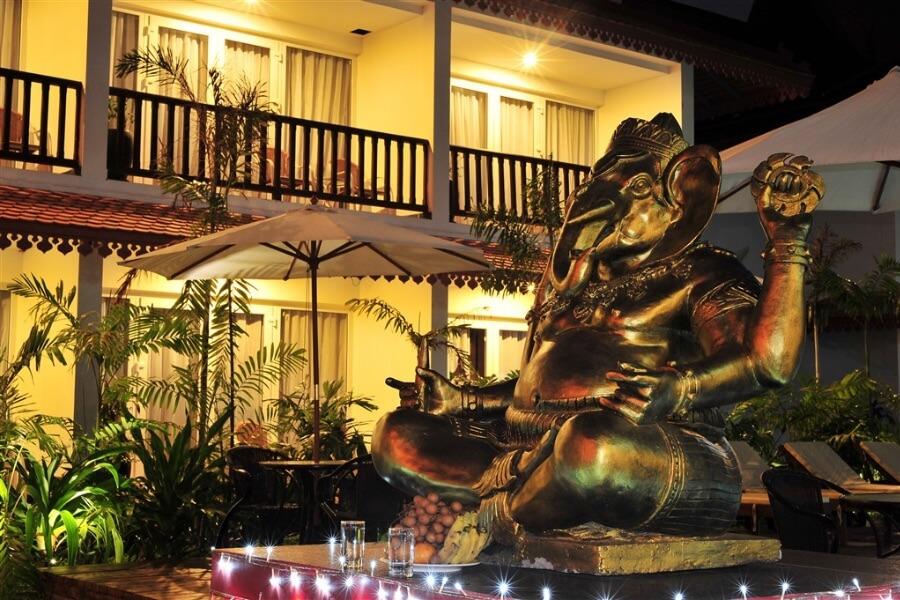 Cambodja Sra Aem Preah Vihear Boutique Hotel 15