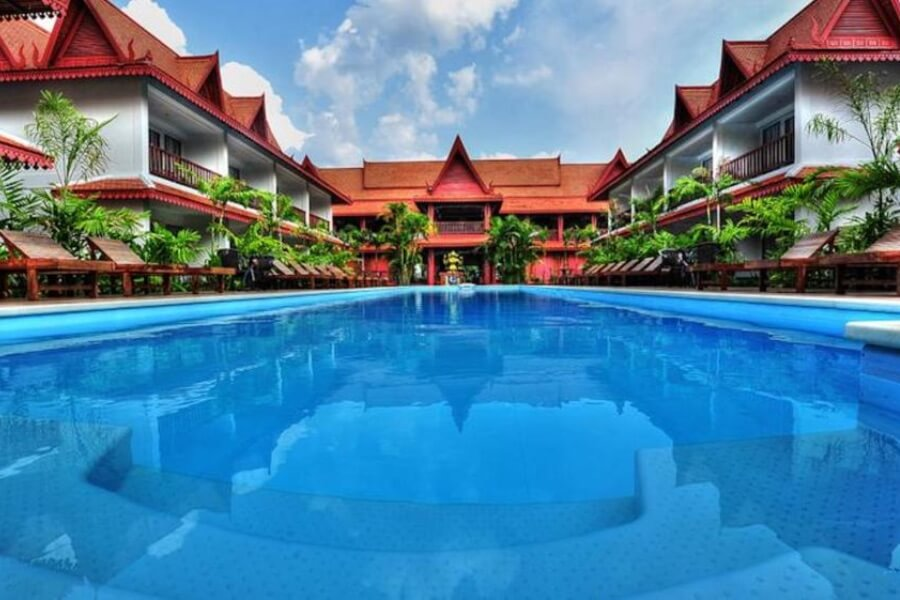 Cambodja Sra Aem Preah Vihear Boutique Hotel 7