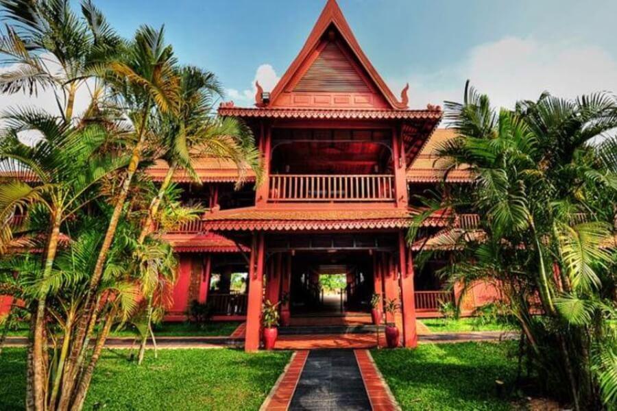 Cambodja Sra Aem Preah Vihear Boutique Hotel 8