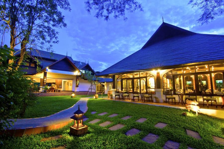 Chiang Rai The Legend Chiang Rai River Resort4