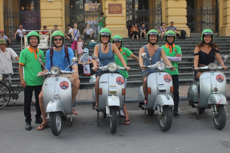Excursie Scooter streetfood tour Ho Chi Minhstad 2