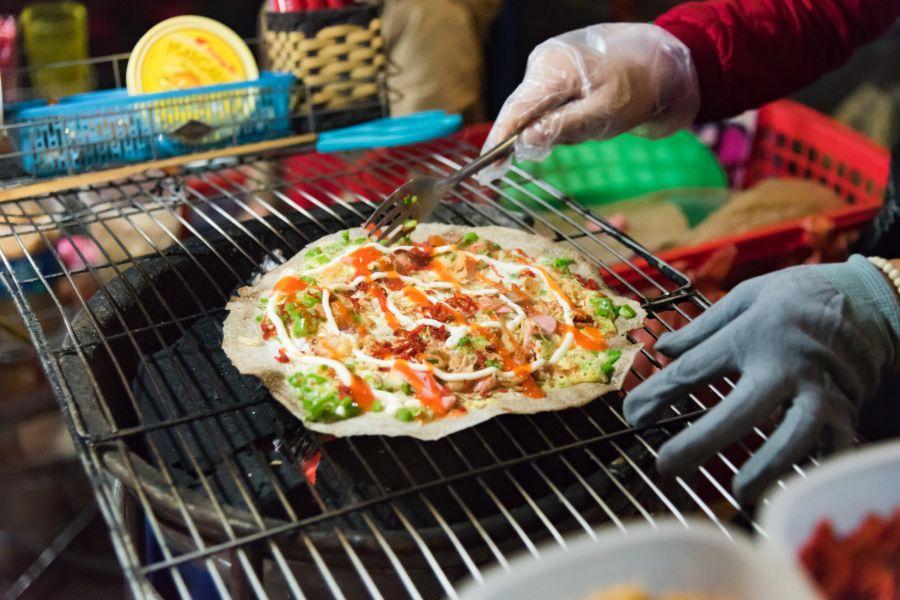 Hanoi Vietnam Streetfood
