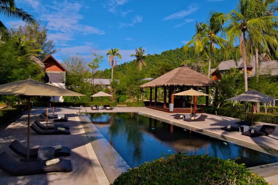 Hotel Koh Lanta Twin Lotus Koh Lanta20