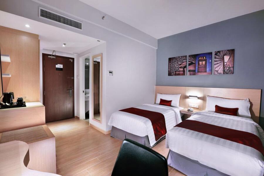 Hotel Maleisie George Town Neo Plus Penang Hotel 20