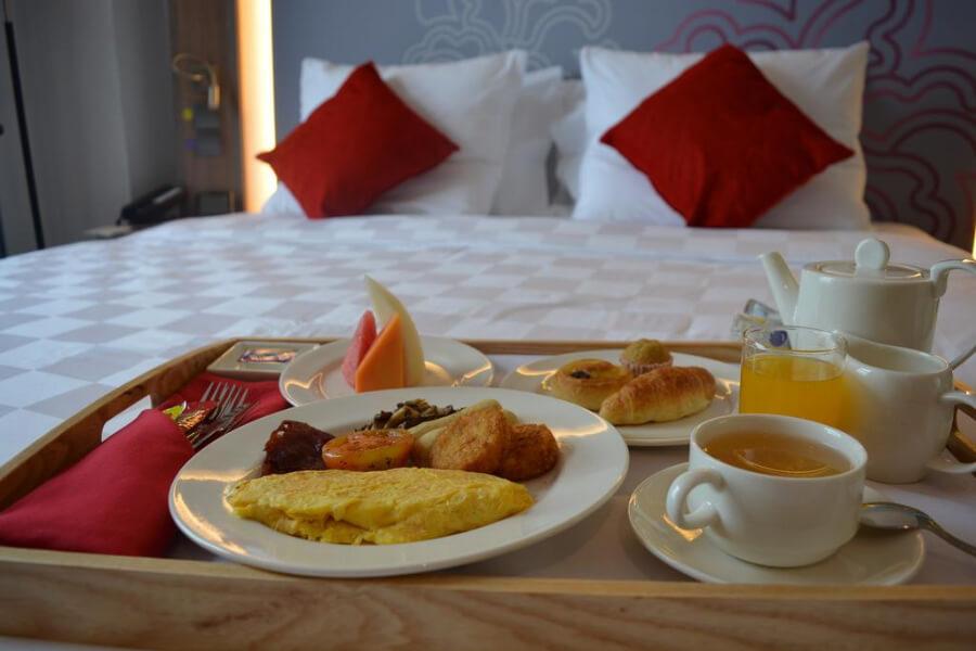 Hotel Maleisie Novotel Melaka 25