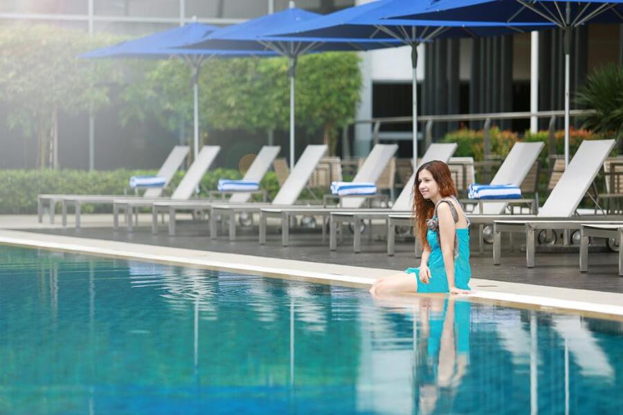 Hotel Maleisie Novotel Melaka 30