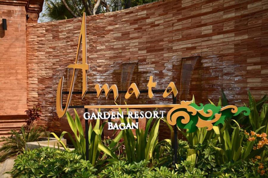 Hotel Myanmar Bagan Amata Garden Resort Bagan10