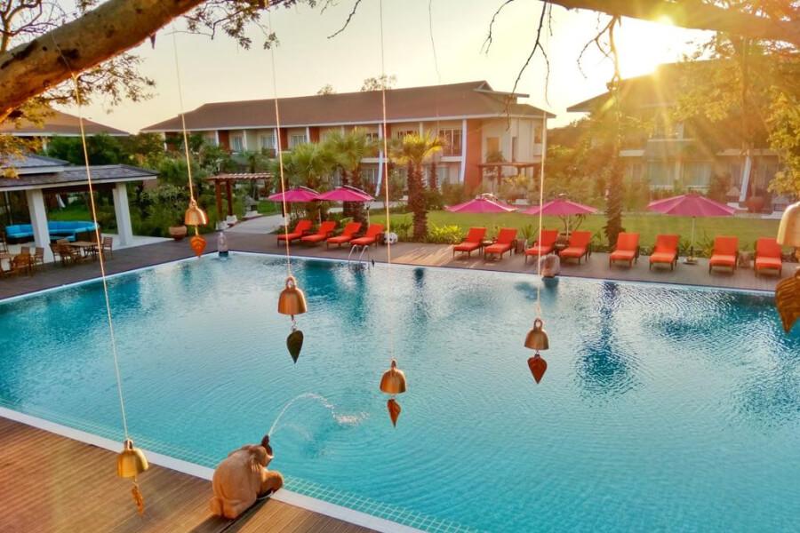 Hotel Myanmar Bagan Amata Garden Resort Bagan4