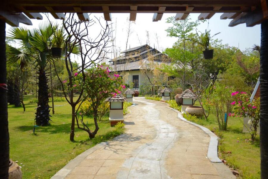 Hotel Myanmar Bagan Amata Garden Resort Bagan9