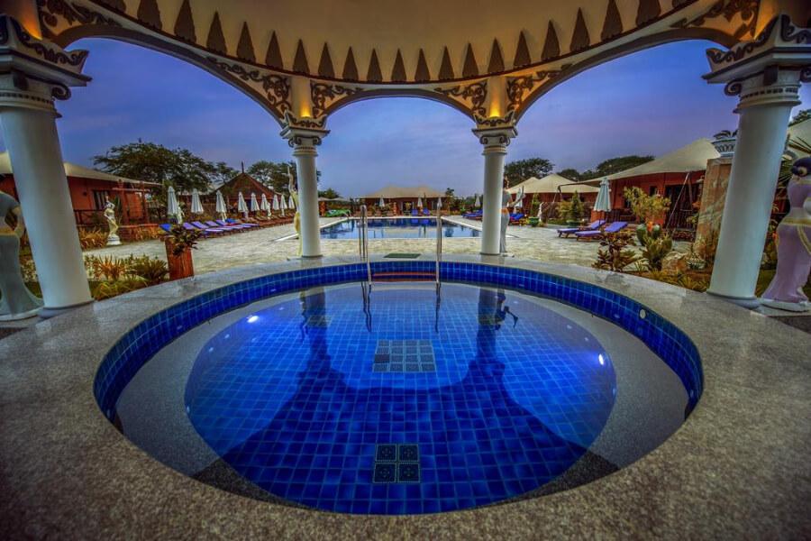 Hotel Myanmar Bagan Bagan Lodge 10