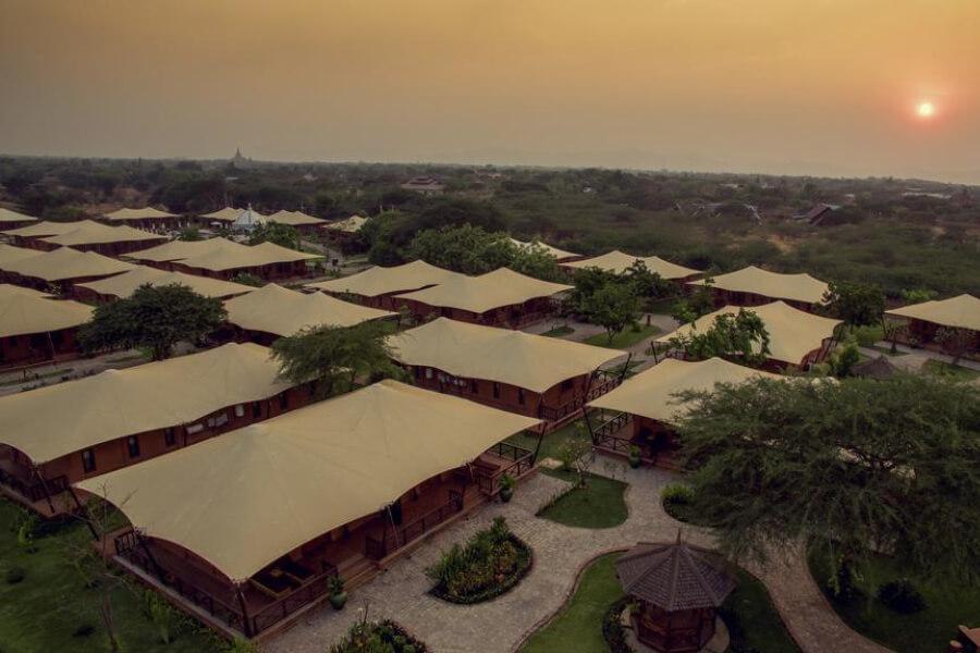 Hotel Myanmar Bagan Bagan Lodge 11