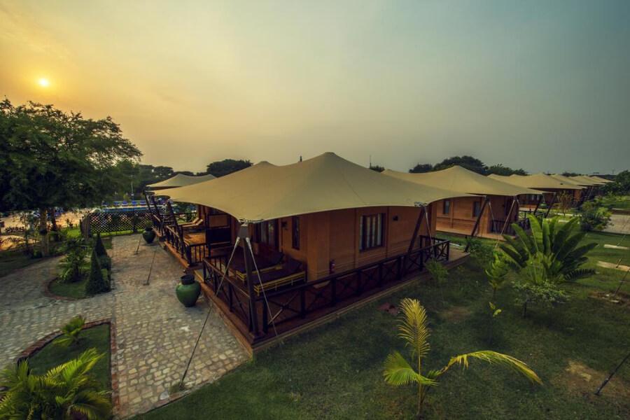 Hotel Myanmar Bagan Bagan Lodge 12