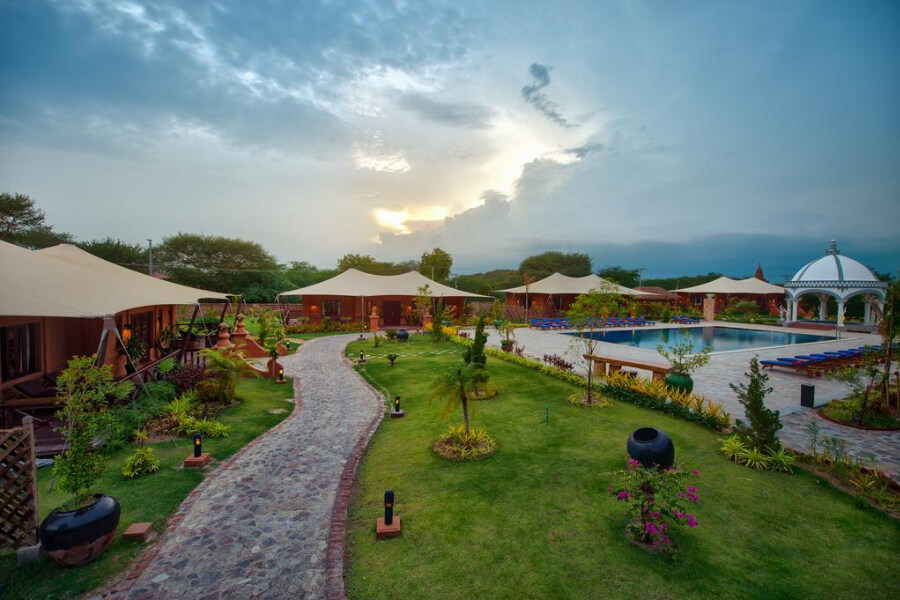 Hotel Myanmar Bagan Bagan Lodge 17