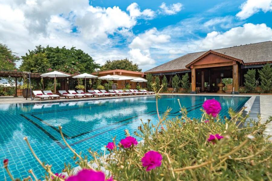Hotel Myanmar Bagan Bagan Lodge 2