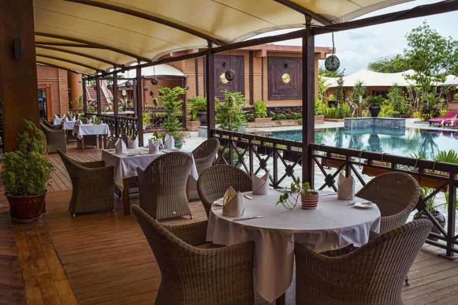 Hotel Myanmar Bagan Bagan Lodge 3