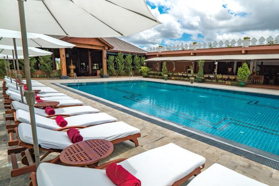 Hotel Myanmar Bagan Bagan Lodge 4