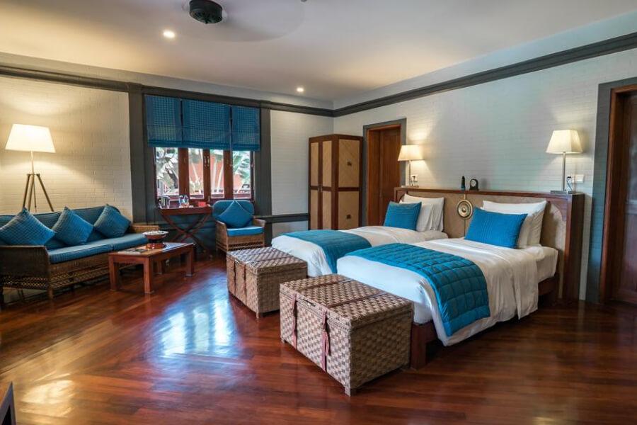 Hotel Myanmar Bagan Bagan Lodge 6