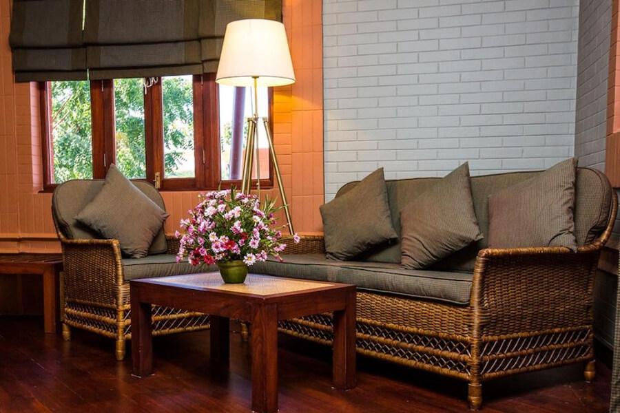 Hotel Myanmar Bagan Bagan Lodge 7