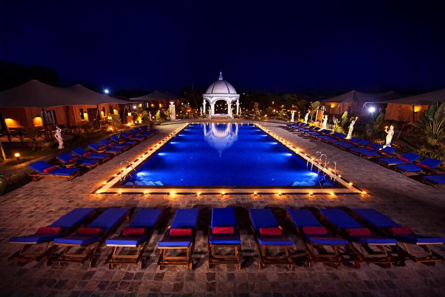Hotel Myanmar Bagan Bagan Lodge 8