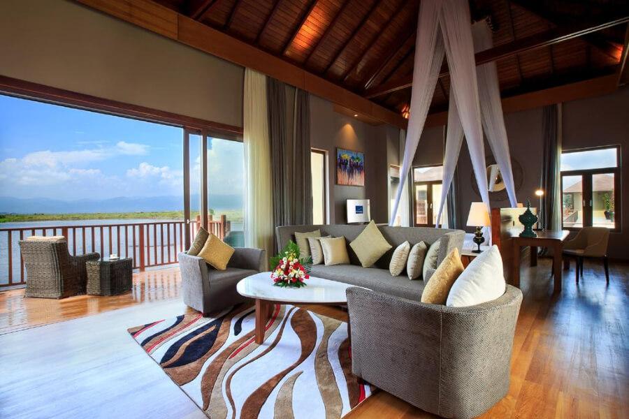 Hotel Myanmar Inle Lake Novotel Inle Lake 31