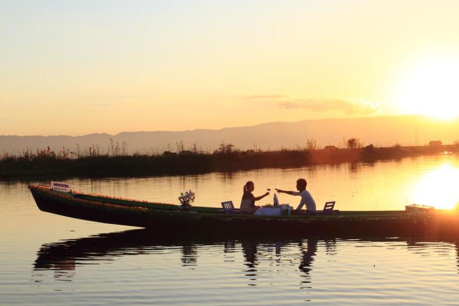 Hotel Myanmar Inle Lake Novotel Inle Lake 34