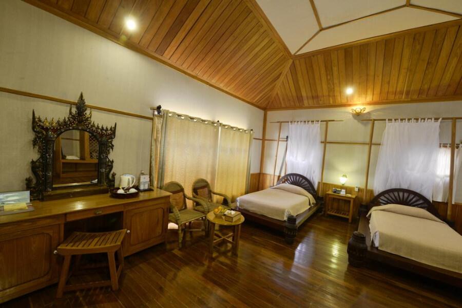 Hotel Myanmar Inle Lake Shwe Inn Tha Floating Resort24