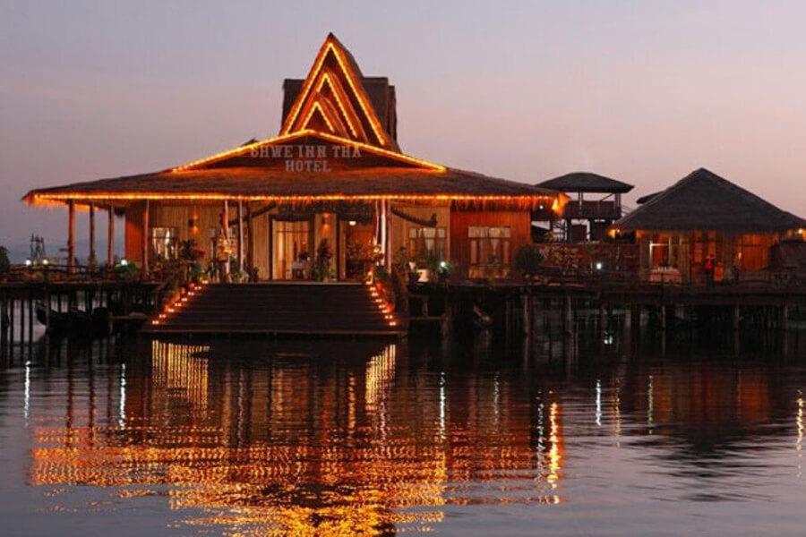 Hotel Myanmar Inle Lake Shwe Inn Tha Floating Resort7