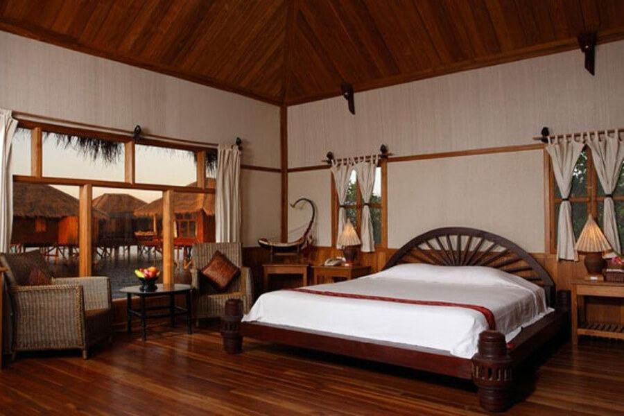 Hotel Myanmar Inle Lake Shwe Inn Tha Floating Resort8
