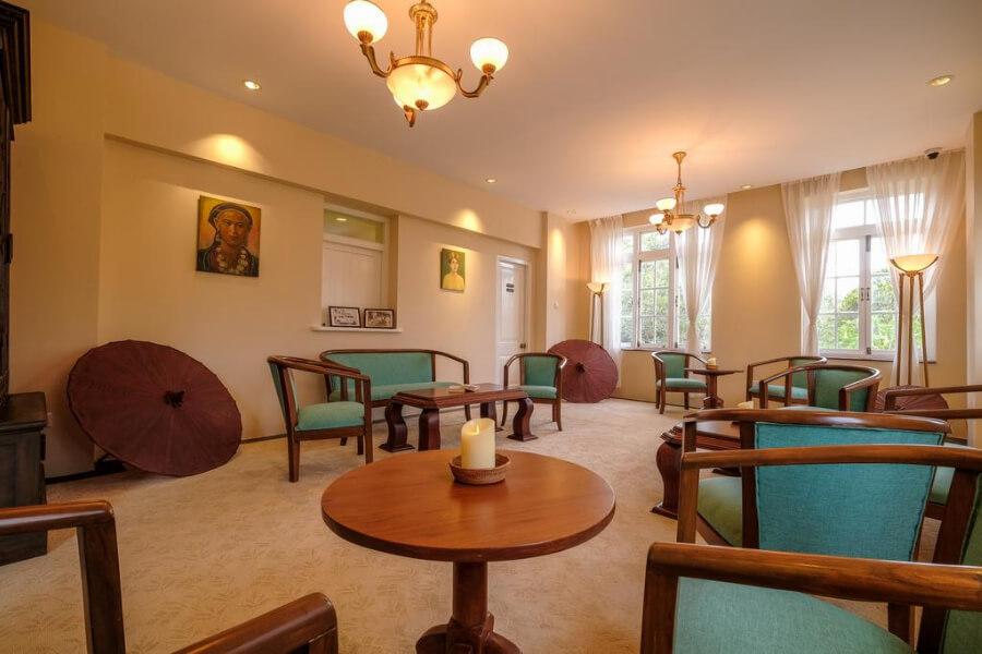 Hotel Myanmar Kalaw Herritage Hotel Kalaw10