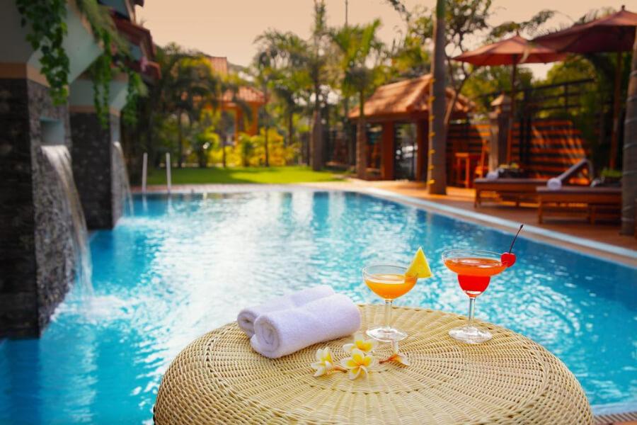Hotel Myanmar Mandalay Ayarwaddy River View Hotel 21