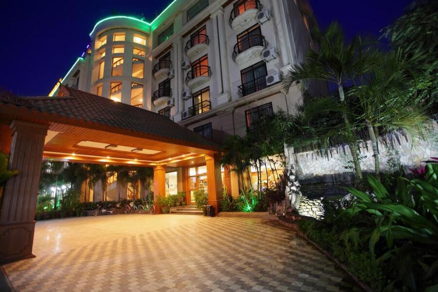 Hotel Myanmar Mandalay Ayarwaddy River View Hotel 23