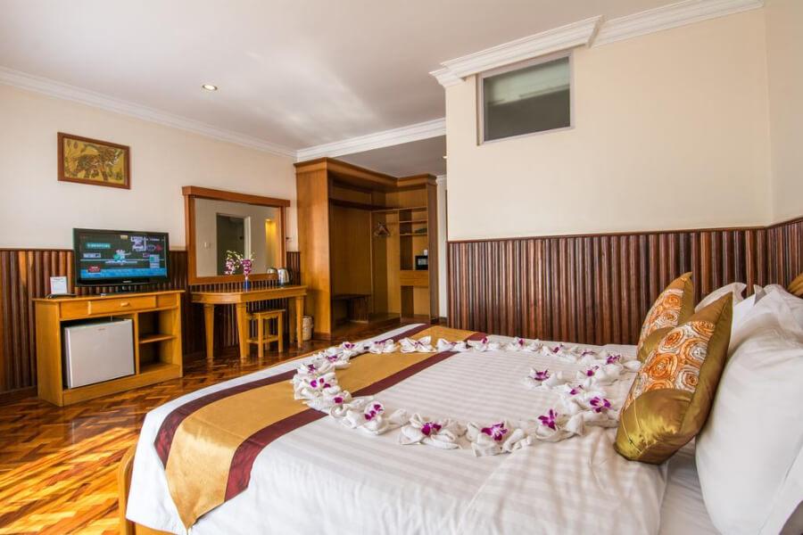 Hotel Myanmar Mandalay Ayarwaddy River View Hotel 4