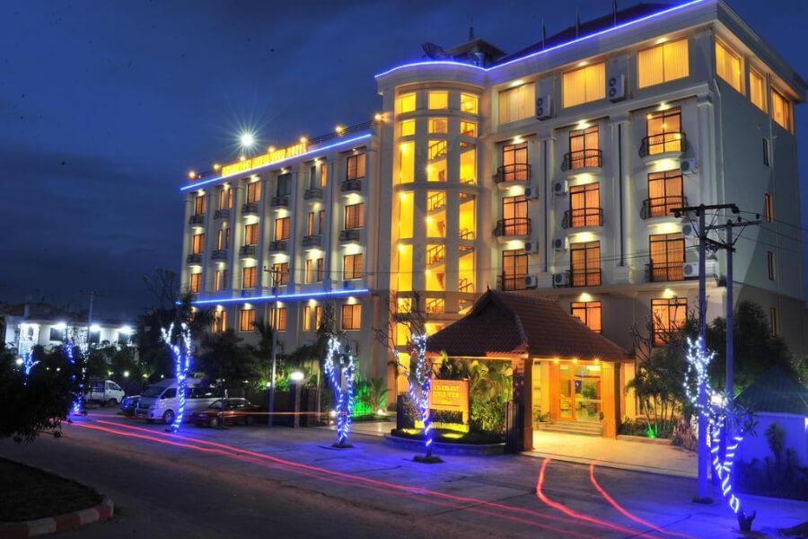 Hotel Myanmar Mandalay Ayarwaddy River View Hotel 6