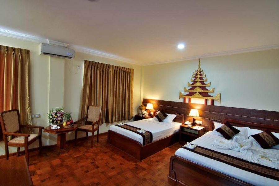 Hotel Myanmar Mandalay Hotel Yadanarbon Mandalay 1 1