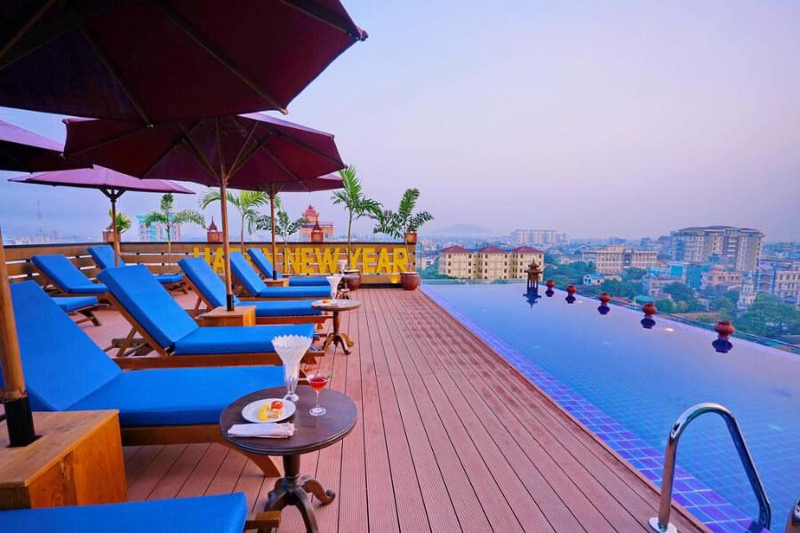 Hotel Myanmar Mandalay Hotel Yadanarbon Mandalay 1