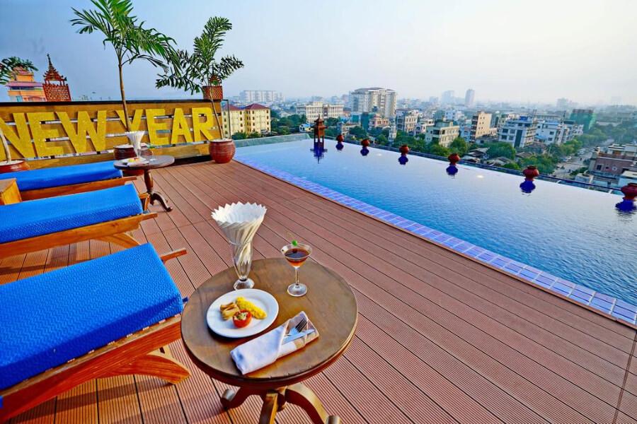 Hotel Myanmar Mandalay Hotel Yadanarbon Mandalay 14