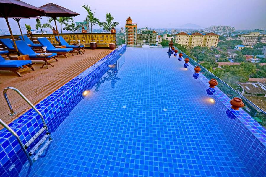 Hotel Myanmar Mandalay Hotel Yadanarbon Mandalay 15