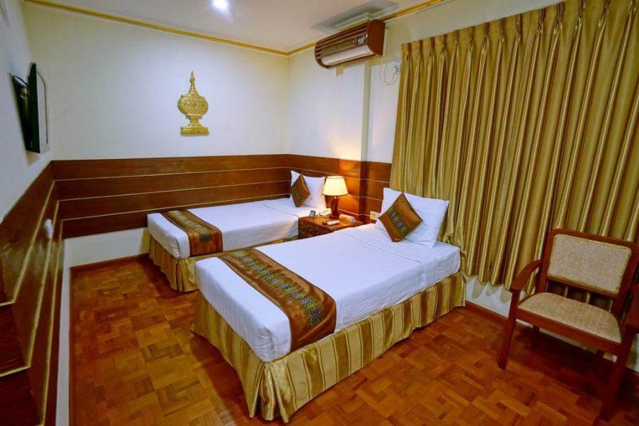Hotel Myanmar Mandalay Hotel Yadanarbon Mandalay 2 1