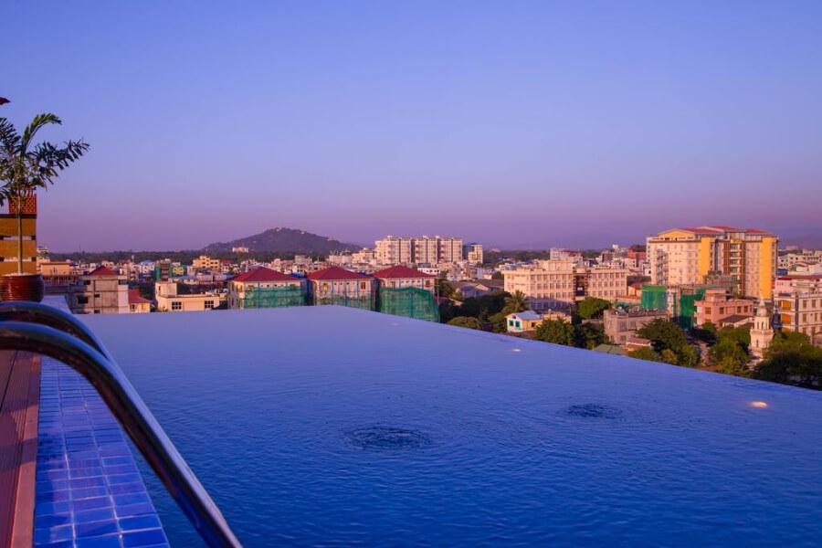 Hotel Myanmar Mandalay Hotel Yadanarbon Mandalay 5