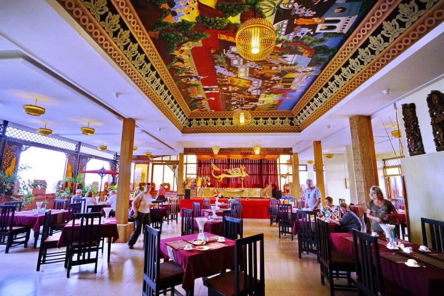 Hotel Myanmar Mandalay Hotel Yadanarbon Mandalay 7