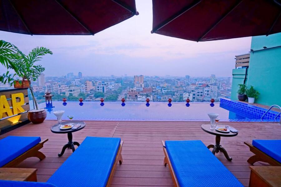 Hotel Myanmar Mandalay Hotel Yadanarbon Mandalay 8